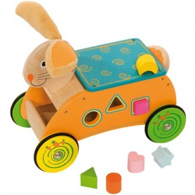 Bunny Ride On BB030
