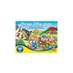 Three Little Pigs Game OT081